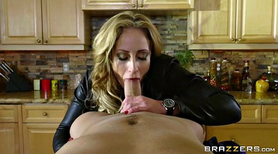 Eva notty, Titty fuck, Leather fuck, Pov milf