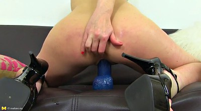 Mother, Granny anal, Matures, Dirty anal