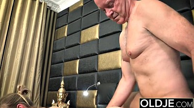 Old, Cum on pussy, Pussy licking, Pussy fuck, Old man young, Man pussy