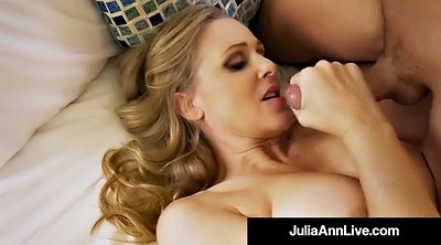 Mother, Julia ann, Mother son, Julia ann milf, Nude, Step son
