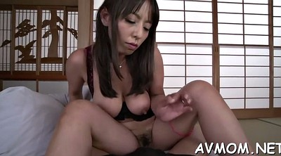 Asian blowjob, Asian mature