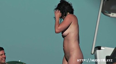 Sun, Outdoors, Nudist, Hidden camera, Hidden beach