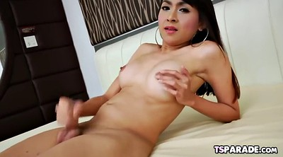 Asian tranny, Asian shemale solo, Asian busty