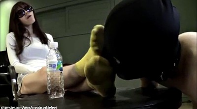 Socks, Asian foot, Foot worship, Asian femdom, Worship, Dirty sock