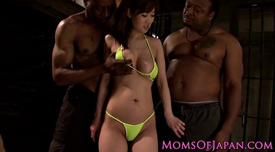 Mommy, Japanese black, Asian black, Japanese black cock