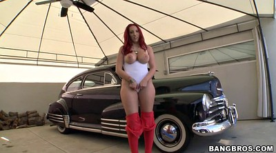 Car, Big booty, Kelly divine