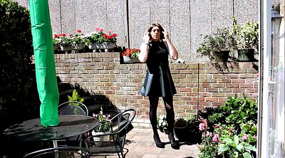 Alison, Crossdress, Garden