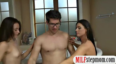 India summer, Bathroom, Melanie, Rain, Indian summer, Indian milf