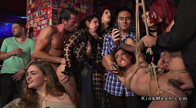 Orgy, Two slave