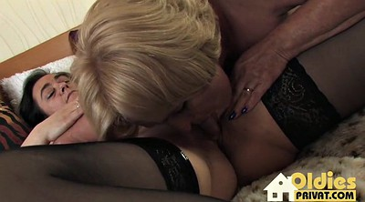 Lesbo, Story, German granny, German mature