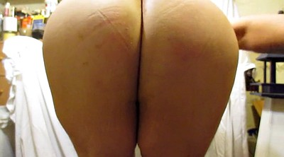 Spanks, Ebony spanking
