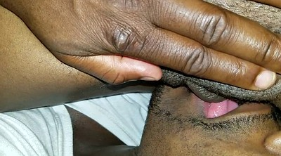 Black pussy licking, Eat