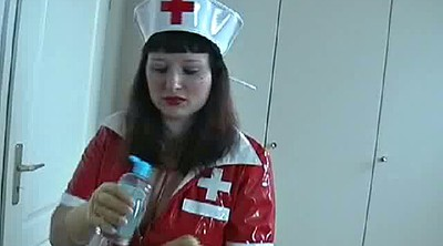 Milk, Glove, Gloves, Milking, Nurse gloves, Glove handjob