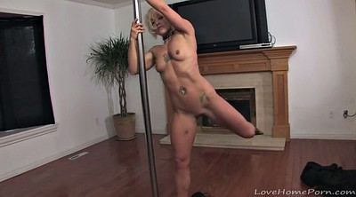 Orgasm, Strip, Dance, Stripped