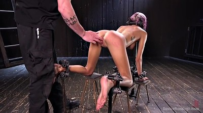 Squirting, Brutal, Bondage squirt, Janice griffith