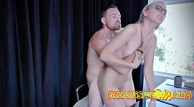 Office, Spanks, Alexa grace, Submission, Submissed, Grace