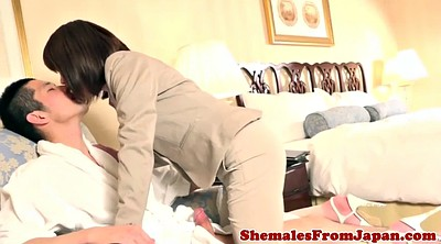 Ladyboy, Asian ladyboy, Shemale riding, Shemale ladyboy