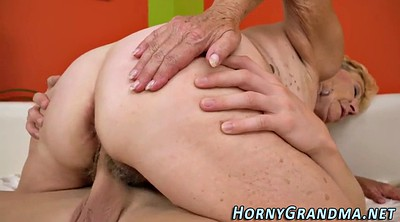 Hd mature, Hairy granny