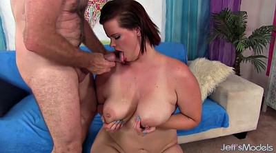 Hard, Kissing mature, Bbw milf