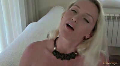 Blackmail, Blonde, Blackmailed