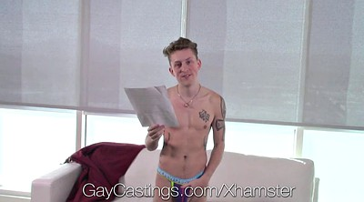 Porn stars, Audition