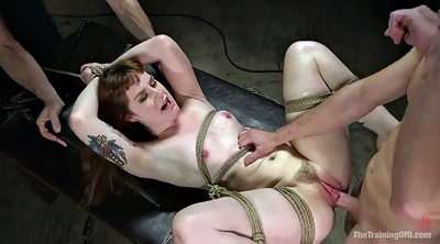Spanking, Rope, Tied up