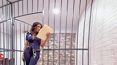 August ames, Prison, Vr porn, Prisoner