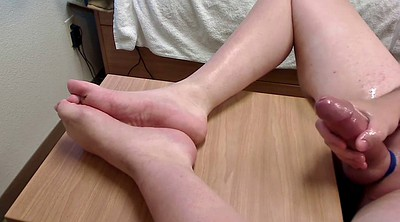 Gay feet, Cum on feet