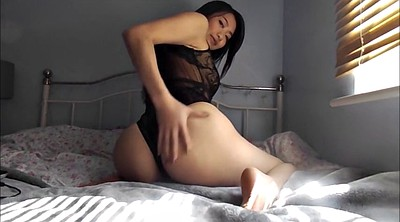 Big clit, Dildo asian