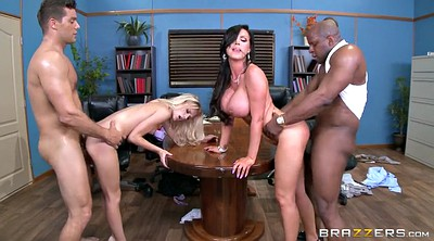 Office, Nikki benz, Alex