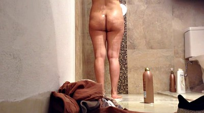 Big nipple, Hidden shower, Spy cam