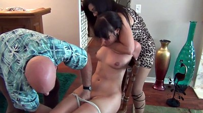 Slave, Kinky, Couple threesome