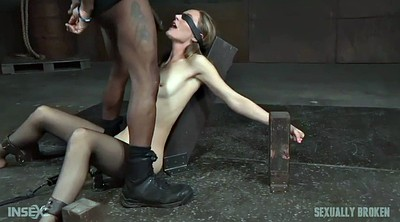 Blindfolded, Brutal, Blindfold, Face, Brutal bdsm