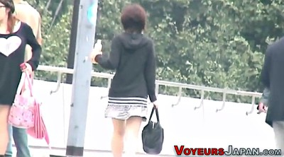 Japanese outdoor, Japanese upskirt, Japanese spy, Asian spy