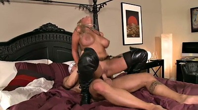 Boots, Reverse, Latex milf, High boots