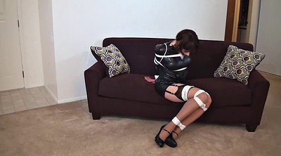 Crossdresser, Crossdressing, Sandra, Crossdresser bondage