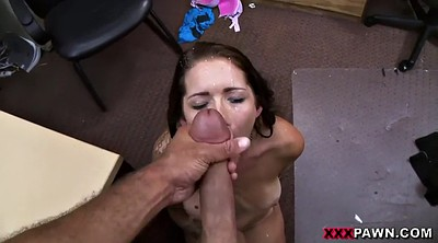 Money, Noelle, Spanked and fucked, Making of, Collective, Two blowjob