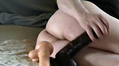 Black, Sex, Huge dildo, First time anal, Huge anal dildo, Anal huge dildo