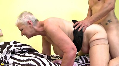 Taboo, Grannies, Old and young, Milf taboo, Young old, Taboo mom