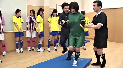 Young, Football, Old japanese