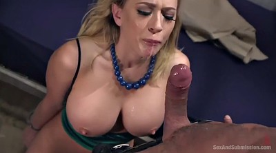 Jail, Mexican anal, Chubby blonde, Gagged, Savage, Anal chubby