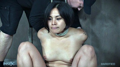Bondage, Tied tits, Asian bdsm