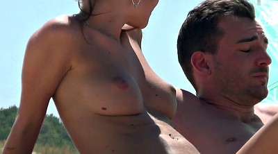Beach, Swingers, Topless, Cam couple
