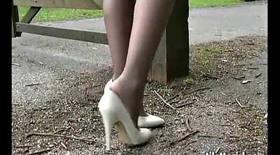 Climax, Office foot, High heels, High