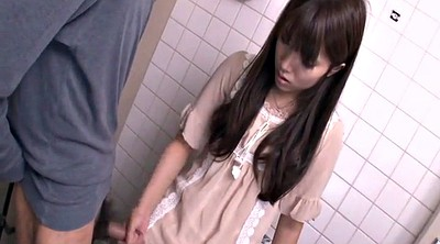 Abuse, Horny, Japanese girl, Japanese bathroom, Asian girls, Sexy asian