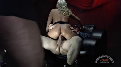 Creampie compilation, Group sex, Studio, Groups, Group creampie, Bukkake compilation