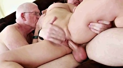 Mature, Old couple