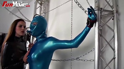 Movie, Latex bondage