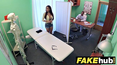 Hospital, Tall, Fake tits, Fake hospital
