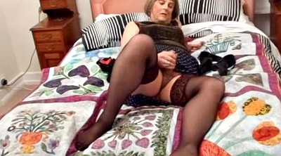 Stockings, Shemale cum, Shemales, Shemale stockings, Black shemale, Cum in